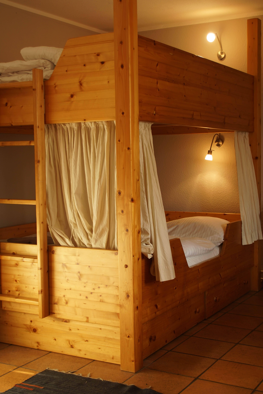 Doppelstockbett in WE2 - Landhaus Brenner, Alt Güstelitz