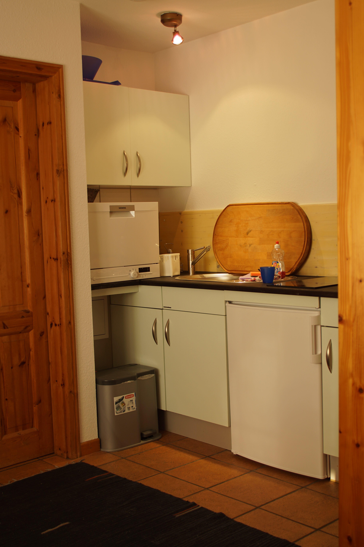 Küchenzeile in WE2 - Landhaus Brenner, Alt Güstelitz